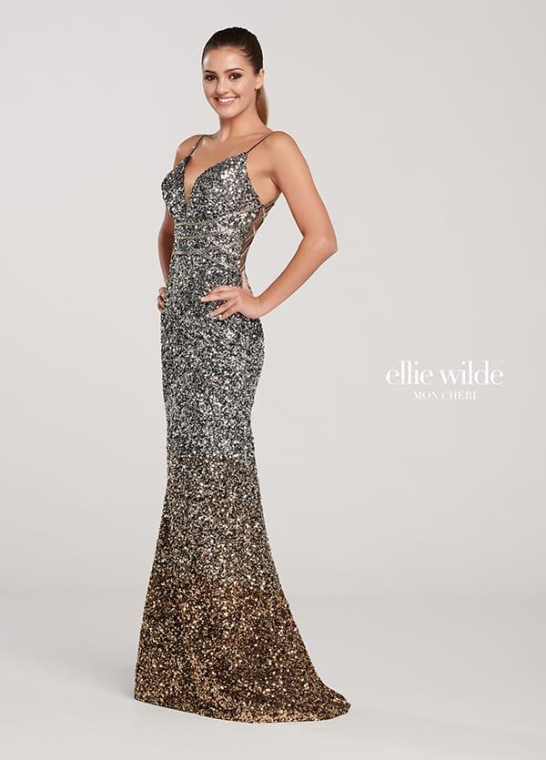 2020 Ellie Wilde By Mon Cheri Prom Dresses